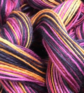 Swirls of Cotton Warp
