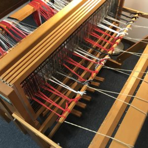 Winding on the Loom