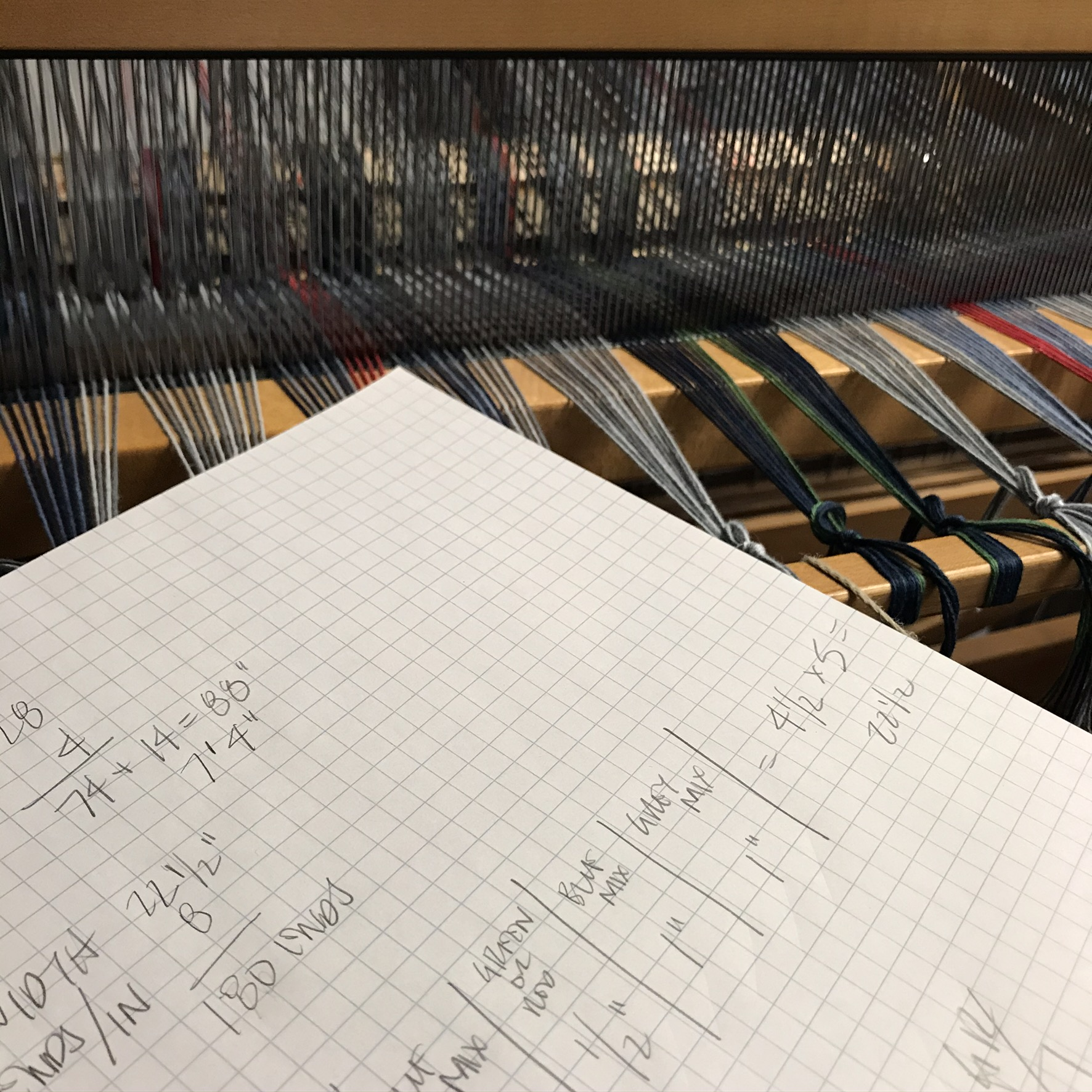 Planning a Weaving Project