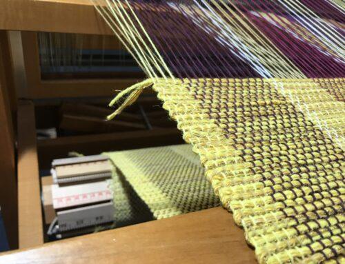 Ep. 10 Weaving!