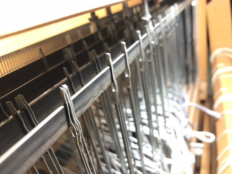 Weaving Heddles