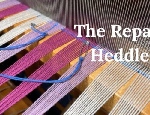 The Repair Heddle