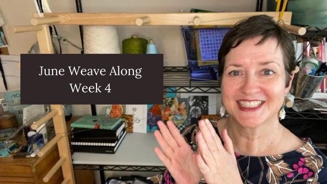 June Weave Along