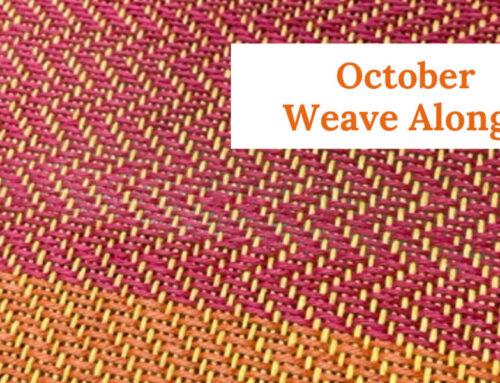 October Weave Along